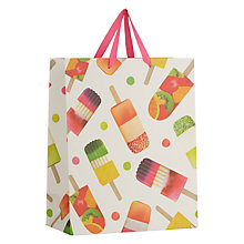 Buy John Lewis Lollipop Gift Bag, Medium Online at johnlewis.com