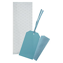 Buy John Lewis Cello Wrap Kit, Blue Online at johnlewis.com