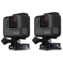 Buy GoPro Flat and Curve Adhesive Mount for All GoPros Online at johnlewis.com