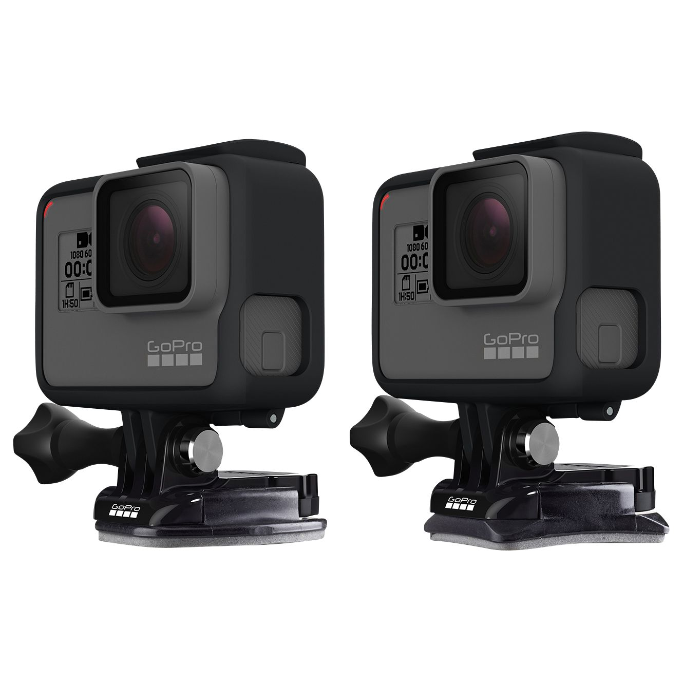 Gopro GoPro Flat and Curve Adhesive Mount for All GoPros