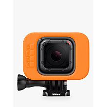 Buy GoPro Floaty Camera Protector and Flotation Device for HERO Session, Orange Online at johnlewis.com