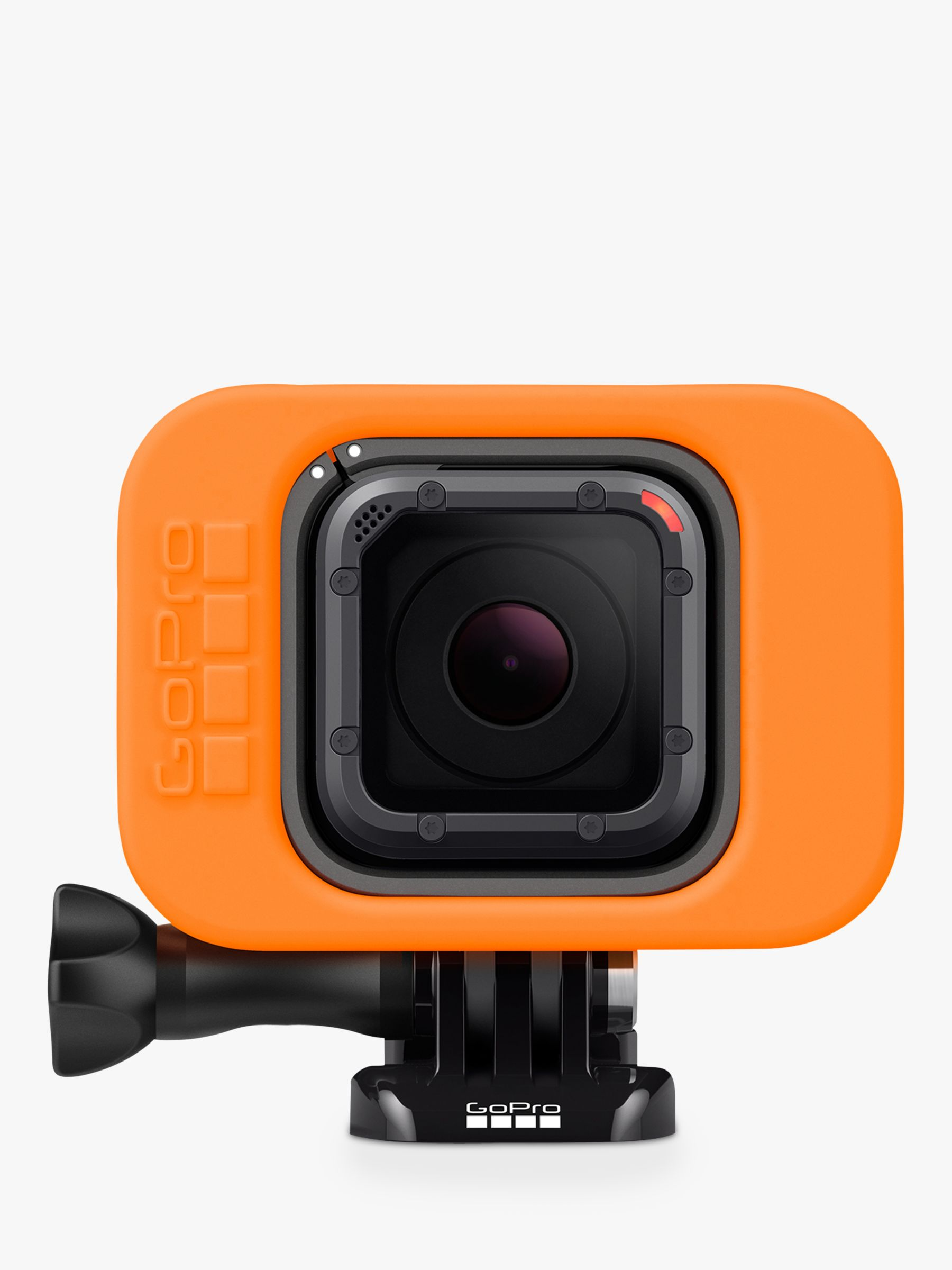 Gopro GoPro Floaty Camera Protector and Flotation Device for HERO Session, Orange