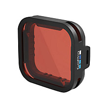 Buy GoPro Blue Water Snorkel Filter for HERO5 Black Online at johnlewis.com