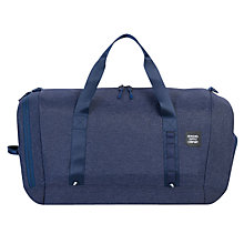 Buy Herschel Supply Co. Gorge Holdall, Denim Online at johnlewis.com