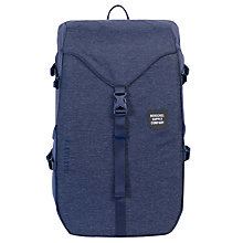 Buy Herschel Suppy Co. Barlow Large Backpack, Denim Online at johnlewis.com