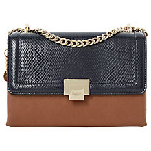 Buy Dune Dimlie Flap Over Shoulder Bag Online at johnlewis.com