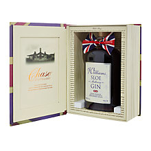 Buy Chase Sloe & Mulberry Gin Book, 50cl Online at johnlewis.com