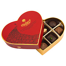Buy Charbonnel et Walker Dark & Milk Chocolate Selection, Small Heart Box, 100g Online at johnlewis.com