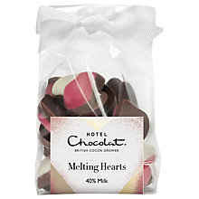 Buy Hotel Chocolat 'Melting Hearts', 100g Online at johnlewis.com