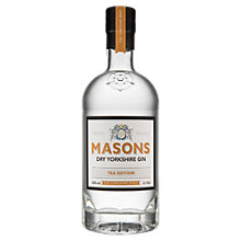 Buy Masons Dry Yorkshire Gin, Yorkshire Tea Edition, 70cl Online at johnlewis.com