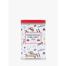 Buy Milly Green Celebrating Britain 'God Save The Queen' Earl Grey Tea & Caddy, 75g Online at johnlewis.com