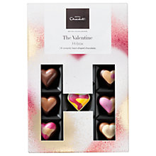 Buy Hotel Chocolat 'The Valentine Hbox', Box of 14, 150g Online at johnlewis.com