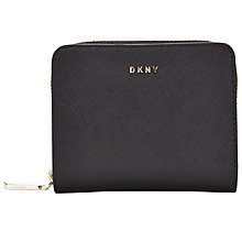 Buy DKNY Bryant Park Saffiano Leather Small Carryall Purse Online at johnlewis.com