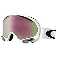 Buy Oakley OO7044 Prizm A-Frame 2.0 Goggles Online at johnlewis.com