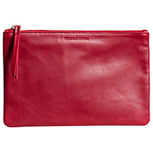 Buy Gerard Darel Sleeve 24 Hours Bag, Dark Red Online at johnlewis.com