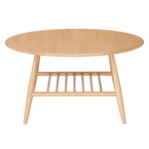 Buy ercol for john lewis shalstone coffee table john lewis for Coffee tables john lewis