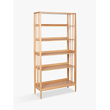 Buy ercol for John Lewis Shalstone Shelving Unit Online at johnlewis.com