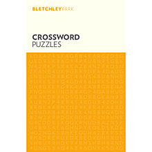 Buy Bletchley Park Crossword Puzzles Online at johnlewis.com