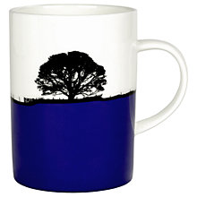 Buy The Art Rooms Dales Grassington Mug, Blue Online at johnlewis.com