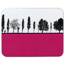 Buy The Art Rooms Leeds Armley Coaster, Pink Online at johnlewis.com