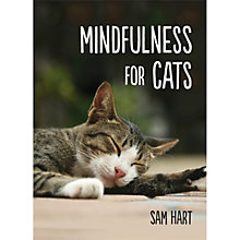 Buy Mindfulness For Cats Book Online at johnlewis.com