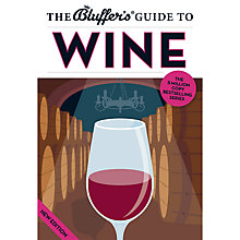Buy The Bluffers Guide To Wine Book Online at johnlewis.com