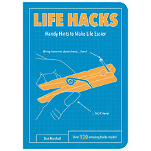 Buy Life Hacks Book Online at johnlewis.com