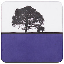 Buy The Art Rooms Rural Landscape Fridge Magnet, Blue Online at johnlewis.com