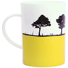 Buy The Art Rooms Harrogate Mug, Lime Green Online at johnlewis.com