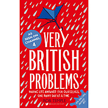 Buy Ladybird For Grown Ups Very British Problems Book Online at johnlewis.com