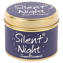 Buy Lily-Flame Silent Night Mini Candle Tin Online at johnlewis.com