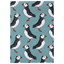 Buy Martha and Hepsie Puffin Billy Greeting Card Online at johnlewis.com