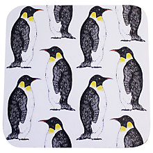 Buy Martha and Hepsie Penguin Coasters, Set of 4 Online at johnlewis.com