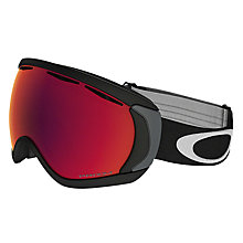 Buy Oakley OO7047 Canopy Prizm Goggles Online at johnlewis.com