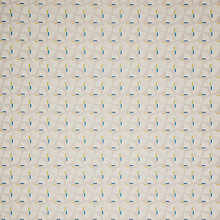 Buy John Lewis Interlocking Circles Nordic Blue Fabric, Price Band C Online at johnlewis.com