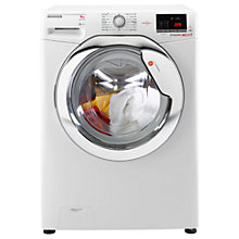 Buy Hoover Dynamic DXOC69C3 Freestanding Washing Machine with One Touch, 9kg Load, A+++ Energy Rating, 1600rpm Spin Online at johnlewis.com