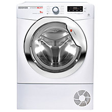 Buy Hoover Dynamic D91B-80 Condenser Tumble Dryer, B Energy Rating, 9kg Load, White Online at johnlewis.com