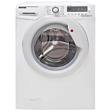 Buy Hoover Dynamic Next Classic WDXC E51062-80 Freestanding Washer Dryer, 10kg Wash/6kg Dry Load, A Energy Rating, 1500rpm Spin, White Online at johnlewis.com