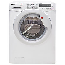 Buy Hoover Dynamic Next Classic WDXC E4852-80 Freestanding Washer Dryer, A Energy Rating, 8kg Wash/5kg Dry Load, 1400rpm Spin Speed, White Online at johnlewis.com