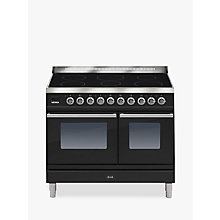 Buy ILVE PDWI100E3 Roma Freestanding Induction Range Cooker Online at johnlewis.com