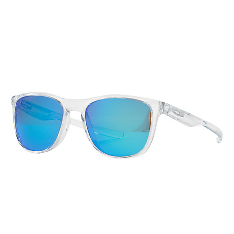 ttedt Buy Oakley OO9340 Trillbe X Polarised Square Sunglasses | John Lewis