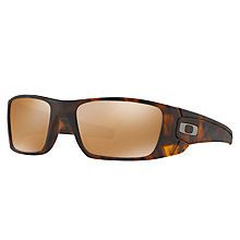 Buy Oakley OO9096 Fuel Cell Rectangular Sunglasses Online at johnlewis.com