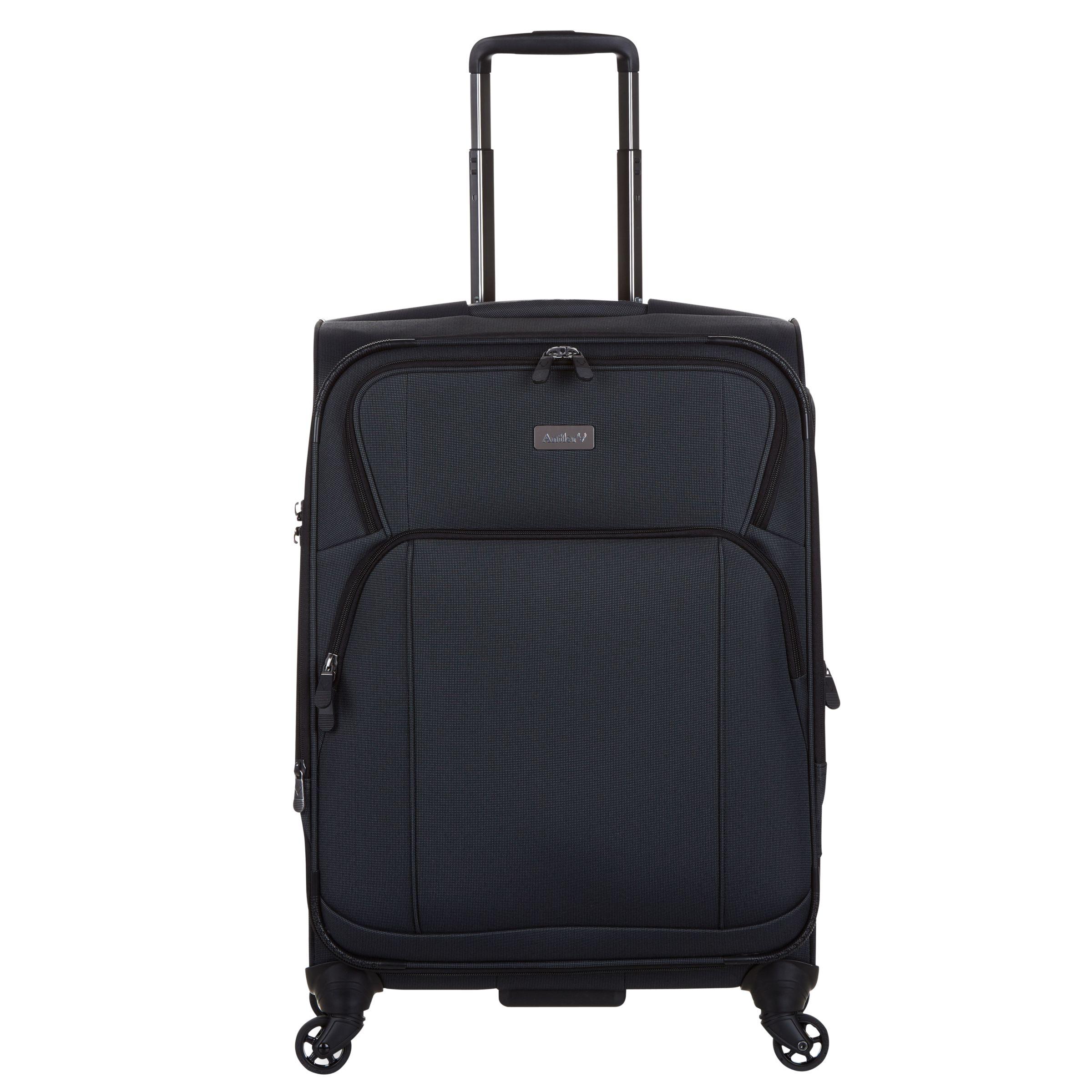 Antler Antler Airstreamii 66cm 4-Wheel Suitcase, Charcoal