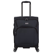 Buy Antler Airstreamii 55cm 4-Wheel Cabin Case, Charcoal Online at johnlewis.com