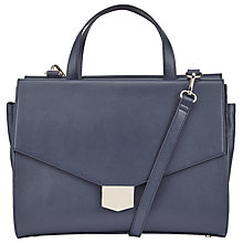 Buy John Lewis Carla Leather Workwear Across Body Bag Online at johnlewis.com