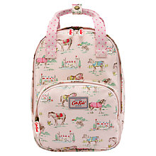 Buy Cath Kidston Children's Pony Print Rucksack, Pink Online at johnlewis.com