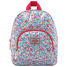 Buy Cath Kidston Children's Forest Ditsy Mini Rucksack, Multi Online at johnlewis.com