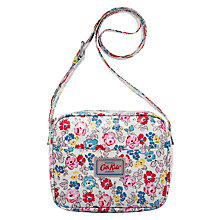Buy Cath Kidston Children's Walton Rose Cross Body Handbag, Multi Online at johnlewis.com