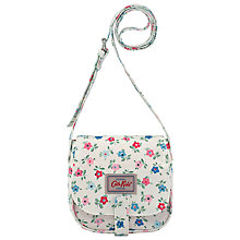 Buy Cath Kidston Children's Daisy Cross Body Bag, Cream Online at johnlewis.com