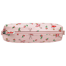Buy Cath Kidston Ballerina Pencil Case, Pink Online at johnlewis.com